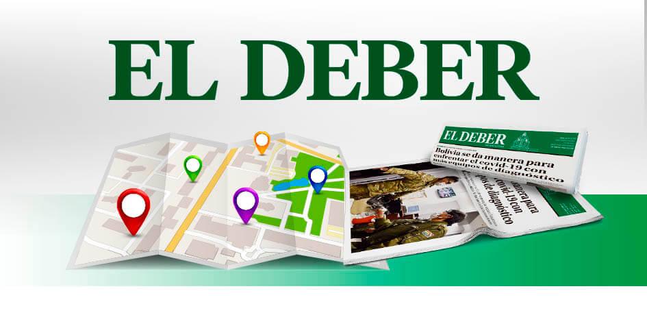 El Deber.Logo